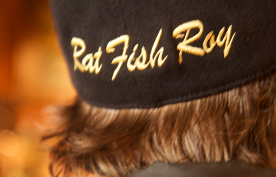 Rat Fish Roy